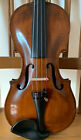 Fine, old, antique ITALIAN 4/4 labelled violin - READY TO PLAY!