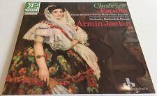 Chabrier España Orchestre National de France  Armin Jordan LP  33t