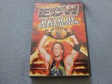 ECW Path Of Destruction Wrestling DVD Rob Van Dam Sabu Eddy Guerrero Bam Bam Big