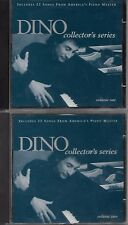 """DINO.....""""COLLECTOR'S SERIES"""".....""""VOLUME ONE & TWO""""........ OOP TWO GOSPEL CD'S"""