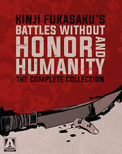 Kinji Fukusakus Battles Without Honor and Humanity (Blu-ray/DVD, 2015,...