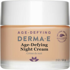 DERMA E - Age-Defying Night Creme with Astaxanthin and Pycnogenol - 2 oz. (56 g)