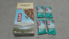 (16) Clif Bar Energy Bars 2.4 Oz Each Which Chocolate Macadamia Nut Mint Choco