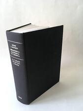 Alchimie/Esotérisme. Duveen - Bibliotheca Alchemica et Chemica