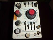 Vintage Tektronix Type 3b3 Time Base Vacuum Tubes Module