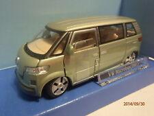 Microbus Bulli Volkswagen SUV People Carrier Concept Car 2011 Metallic Green1-43