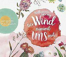 Der Wind nimmt uns mit von Herzog, Katharina | Buch | Zustand gut