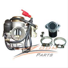 Performance 30mm GY6 150cc Carburetor Intake Manifold