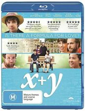 X + Y - Blu Ray New/Sealed Region B