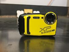 Fujifilm FinePix XP140 Waterproof Digital Camera Only - Yellow