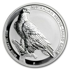 Australie 2017 pièce argent 1 dollar 1 oz Wedge Tailed Eagle Silver coin