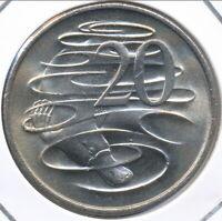 Australia, 1979 Twenty Cents, 20c, Elizabeth II - Uncirculated