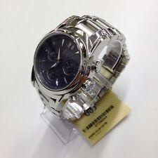 ESQ MOVADO Men's Quest Silver Stainless-Steel Swiss Quartz Watch 07300864