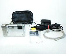 Olympus Mju µ TOUGH 8010 Digitalkamera 14 Mpix, 10m wasserdicht, 2m stoßfest