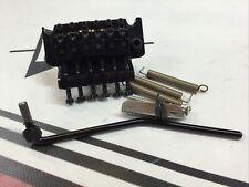 Original Floyd Rose Tremolo Bridge Vibrato Black Germany 37mm Oversized