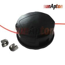 Straight Shaft Trimmer Speed Feed Dual Line Trimmer Head For Echo SRM Models