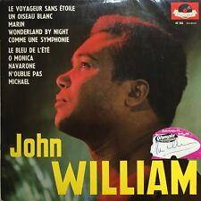 LP/33T/VINYLE - JOHN WILLIAM - LE VOYAGEUR SANS ETOILE - AUTOGRAPHE
