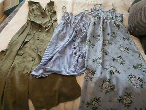 Bundle Of Summer Dresses Size 10