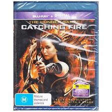 BLU-RAY HUNGER GAMES: CATCHING FIRE, THE Jennifer Lawrence BR+UV Region B [BNS]