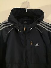 Adidas - Climaproof Jacket - Large - Navy - Grime Garage Hiking PJDN