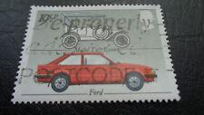 Großbritannien, Stamps, 1982, Ford Escort, 19 1/2p
