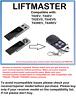 LIFTMASTER TX2EV, TX4EV, TX2REV, TX4REV Compatible Remote Control 433.92MHz.