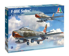 Italeri 2799 F-86E Sabre Jagdflugzeug Flugzeug 1:48 Model Kit Bausatz