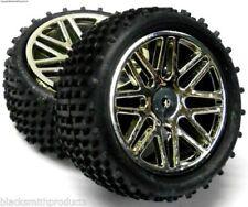 Ruote , cerchi e pneumatici pneumatici per modellini radiocomandati argento