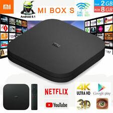 Xiaomi Mi Box S 2+8 GB TV 4K TV-Konsole Android 8.1MINI WiFi USB Media Player