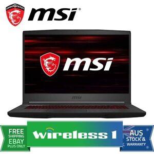 MSI GF65 Thin 9SD-689AU 15.6in 144Hz i7-9750H GTX1660Ti 16GB 512GB Gaming Laptop