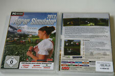 Agrar Simulator  -   2012   (PC)   New    Neuware
