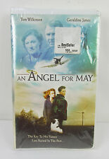 NEW An Angel for May (VHS, 2002) Tom Wilkinson Geraldine Jones Sealed