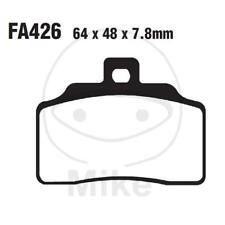 PASTIGLIE FRENO STANDARD EBC FA426