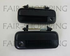 Set Outer Front Door RH & LH Handle for 90-93 Honda Accord DX