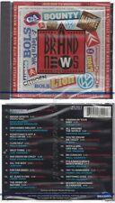 CD--NM-SEALED-VW GOLF CABRIO, C&A, CITROEN UND BARILLA -- BRAND NEWS-SONGS AUS