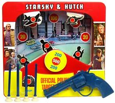 Vintage Starsky and Hutch Police Target Range Game Mint Complete w/Box Works