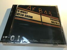 AKB48 CD 4th Best Album 0 to 1 no Aida Theater Version