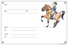 boîte - enseigne,ENSEIGNE bande dessinée « DRESSAGE DE pour tous artistes dans