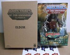 He-Man Masters of the Universe MOTU Classics Eldor 2014 Mattel NOC Sealed