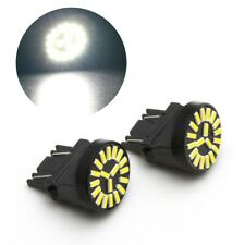 Fit For Chevrolet 3157 LED Bulbs White 4040 SMD 80W 6000K 600LM DRL DC 12V