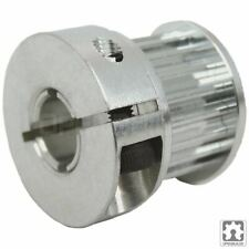 3GT (GT2-3M) Timing Pulley - 20 Tooth - 9mm Belt - 8mm Clamp Bore