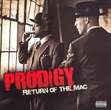 Return of the Mac [PA] Prodigy Mobb Deep CD, 2007 Koch BMG D171160 NEW Sealed