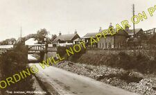 Friockheim Railway Station Photo. Guthrie - Leysmill. Forfar to Arbroath. (1)