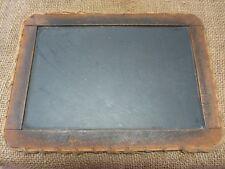 Vintage School Chalkboard > Antique Desk Elementary Chalk Desk Student RARE 6954