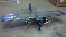 Gemini Twin Engine Sport Plane/Trainer Plans, Templates and Instructions 63ws