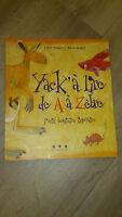 Yack à lire de A à zèbre - Claire Benedetti