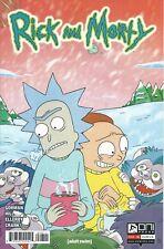 Rick and Morty #8 First Print Oni Press