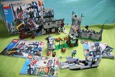 Lego® Knights Kingdom (8780, 8799, 8778 und mehr) komplett mit OBA