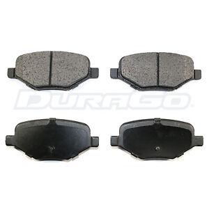 Rear Brake Pads DuraGo Semi-Metalic BP1377MS