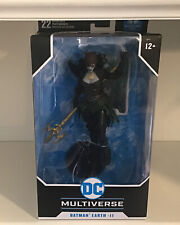 "McFarlane Rare DC Multiverse Earth-11 THE DROWNED 7"" Figure Batman"